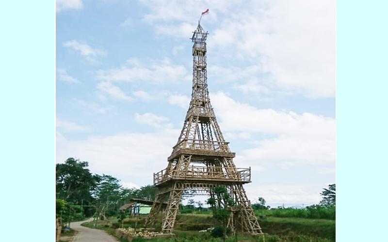 Njegong Park, Destinasi Wisata Organik di Jawa Timur