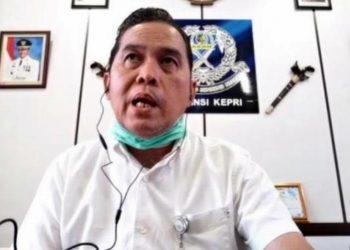 Kepala Dinas Kesehatan Kota Batam, Didi Kusmarjadi (Foto: Agung Lazuardi )