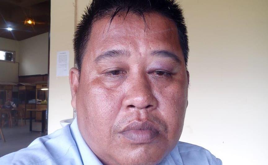 Ronald Panjaitan warga Batam