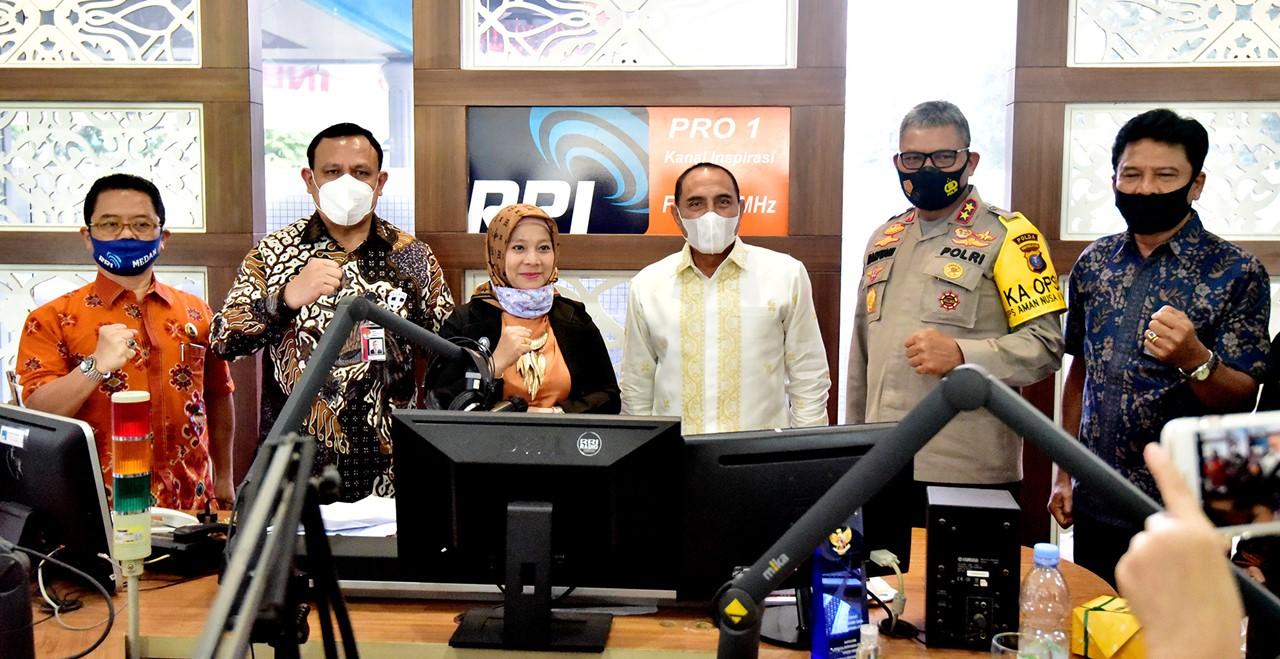 KPK ke Medan