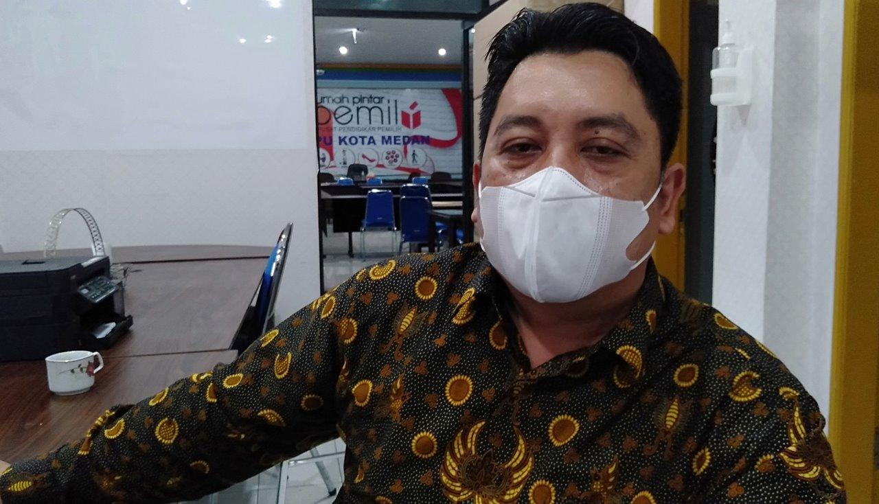 KPU Kota Medan
