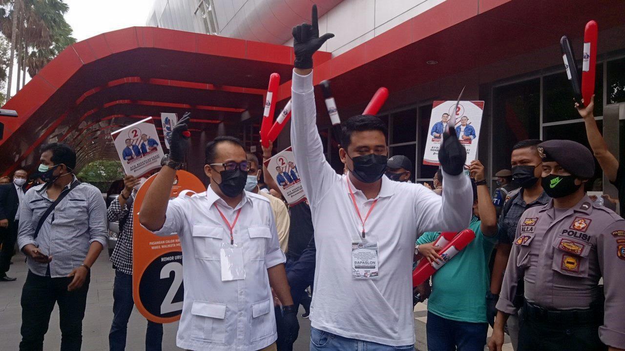 Calon Wali kota Medan