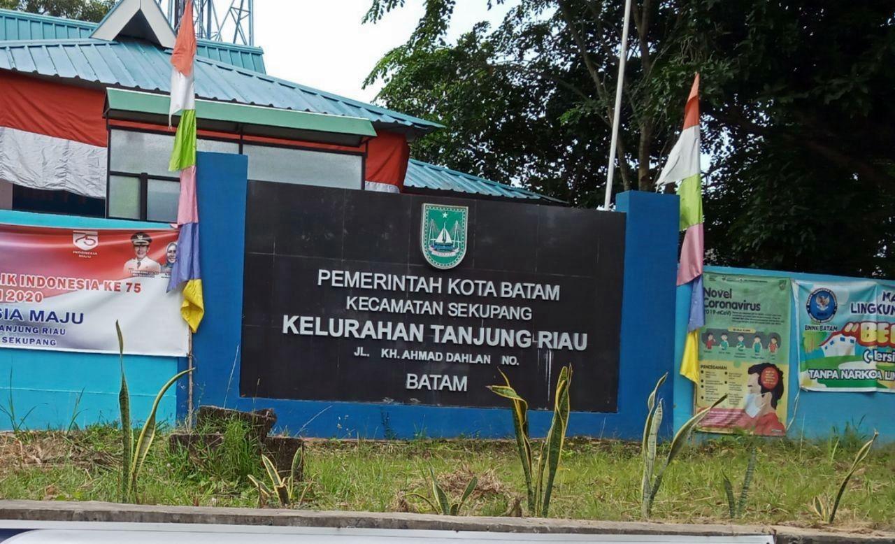 Kelurahan Tanjung Riau