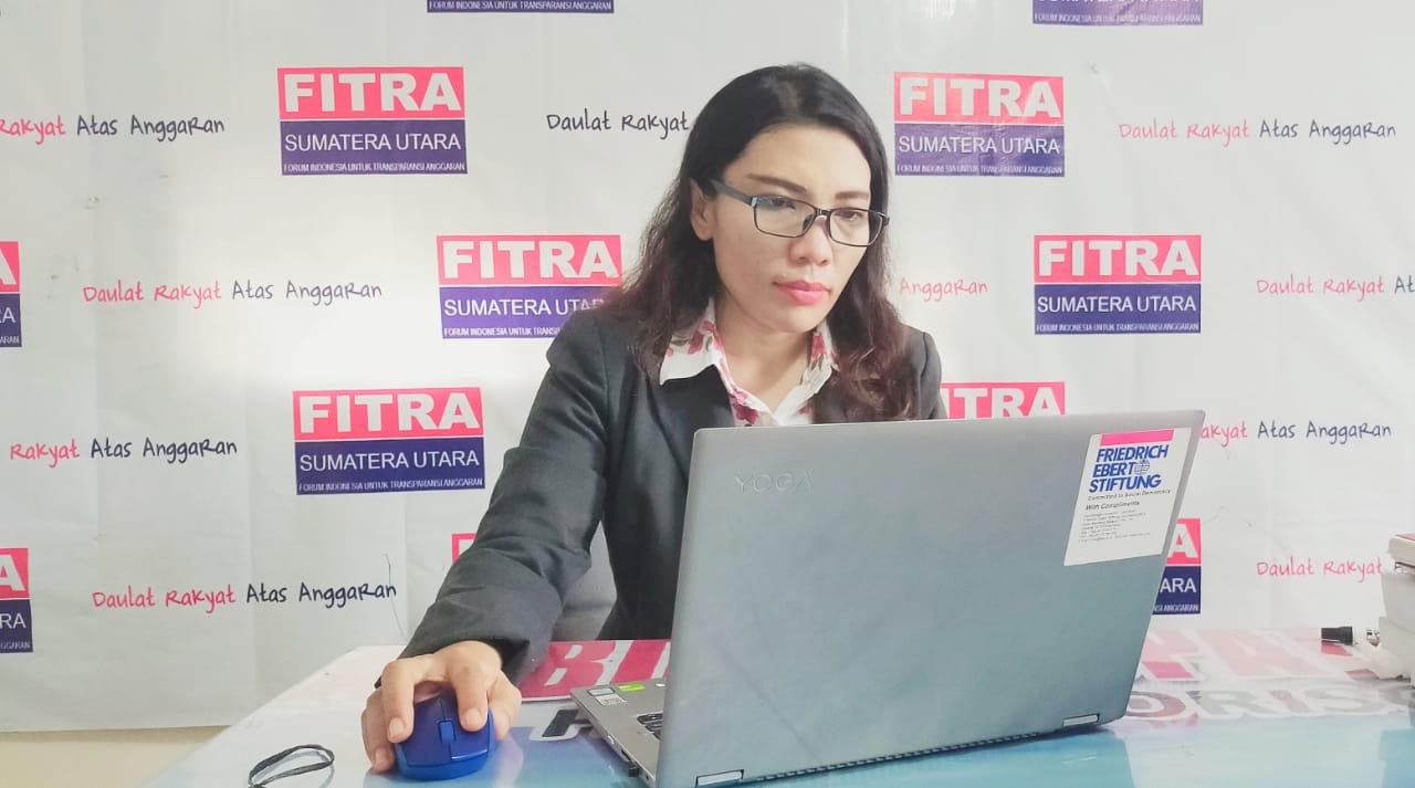 aktivis LSM FITRA Sumut