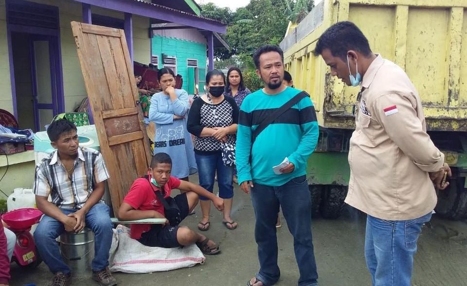 rumah warga Siatas Barita Taput