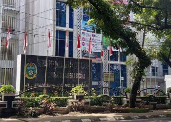 kantor DPRD Sumut