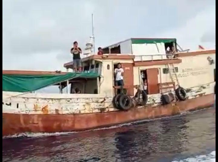 kapal Natuna Kepri