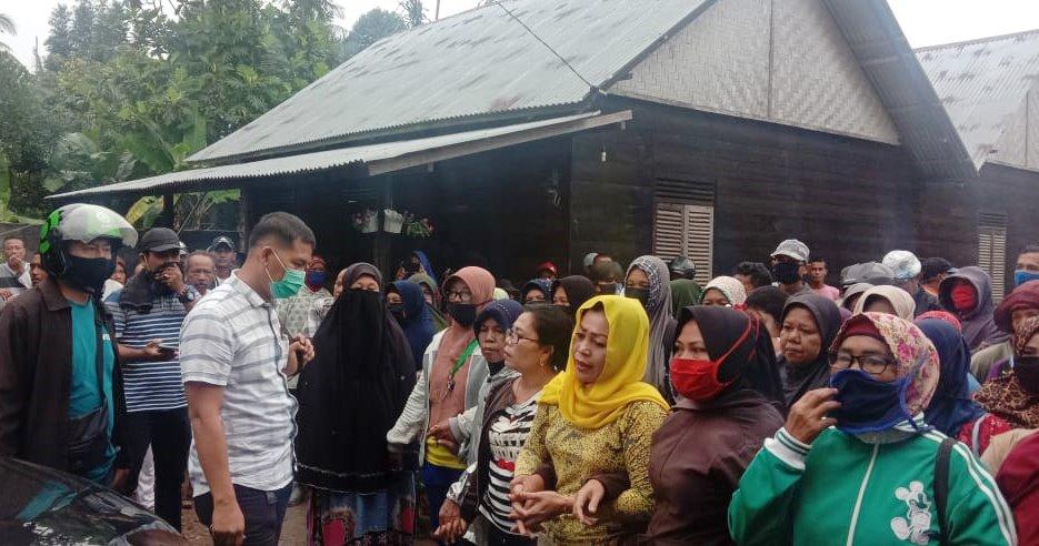 demo PTPN Langkat Sumut