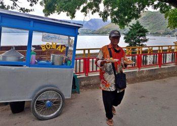 Pedagang Danau Toba