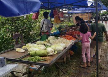 Pasar Dapur 12 Sagulung Batam