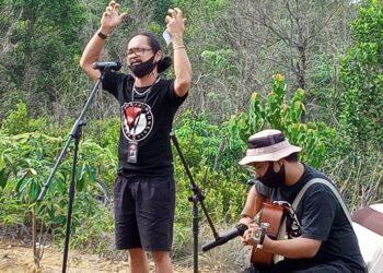 aktivis lingkungan Batam