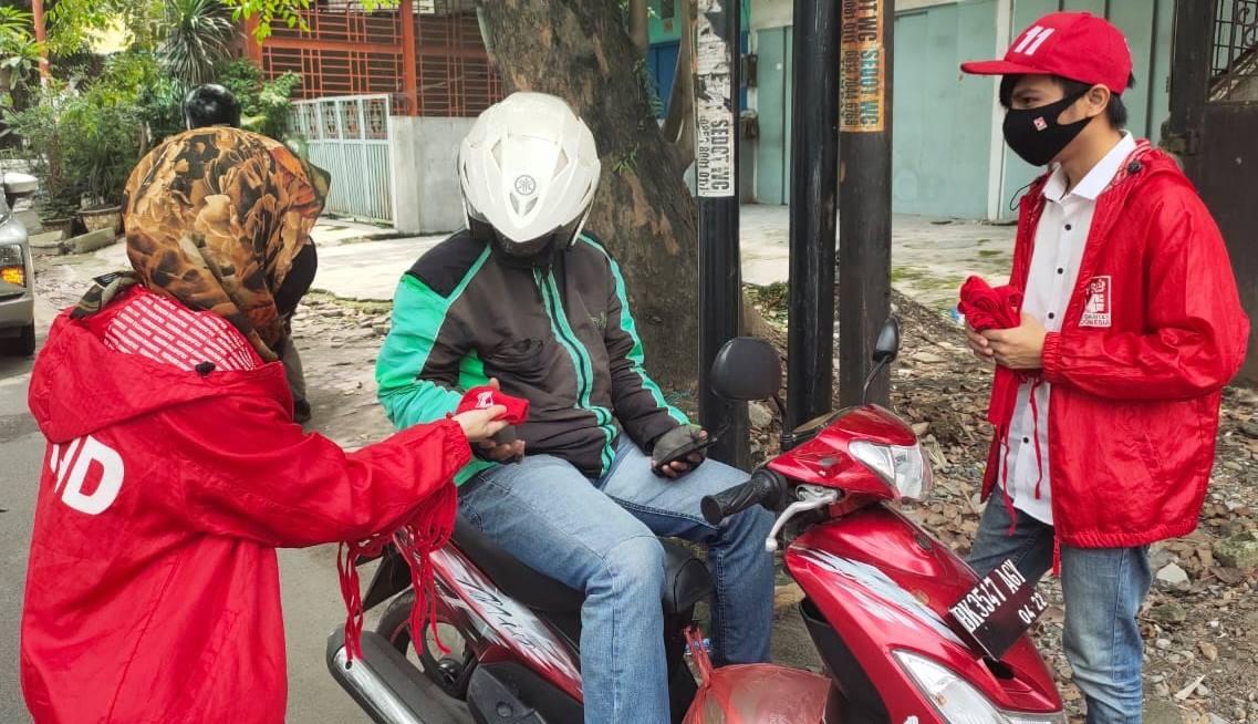 kegiatan PSI Sumut Medan