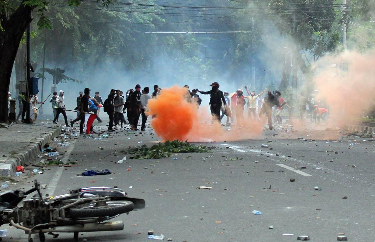 demonstrasi Medan