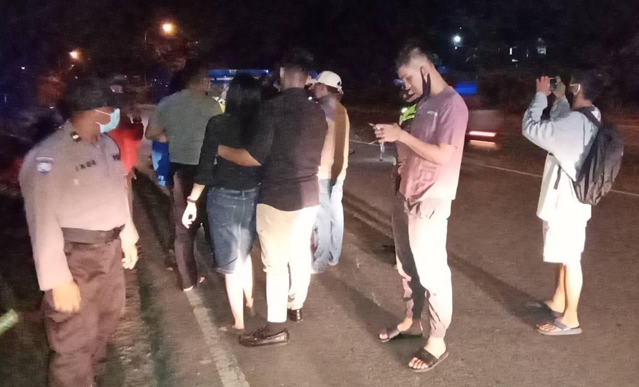 polisi Lalu Lintas Barelang Batam