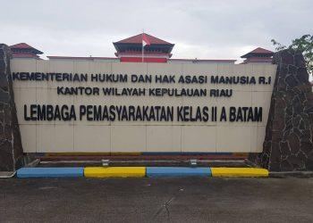penjara Lapas Batam