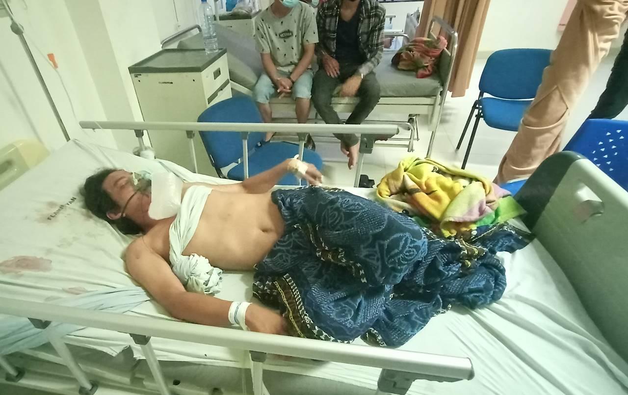 warga Batam dipukul oknum