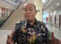 Kepala Dinas Perindustrian dan Perdagangan Sumut, Riadil Akhir Lubis. (Foto: Tonggo Simangunsong)