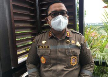 Kepala Balai Karantina Pertanian Tanjung Pinang, Raden Nur Cahyo Nugroho (Foto/Fathur Rohim)