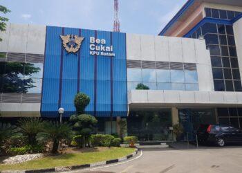Kantor Bea dan Cukai Batam, Kepulauan Riau. (Foto: Muhamad Ishlahuddin)