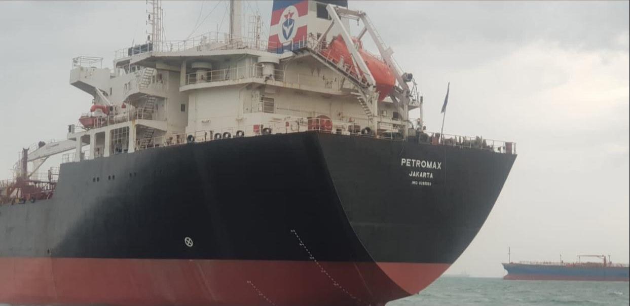 Kapal di Batam