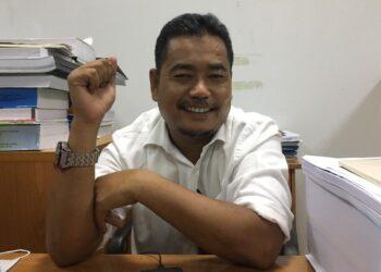 Anggota Komisi IV DPRD Kota Batam, Kepulauan Riau, Mochamat Mustofa. (Foto: Fathur Rohim)