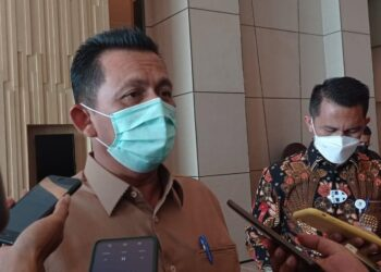 Gubernur Kepulauan Riau, Ahmad Ansar. (Foto: Fathur Rohim)