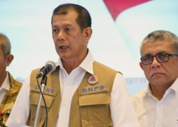 Kepala BNPB Doni Monardo. (Foto: Dok Badan Nasional Penanggulangan Bencana/BNPB)