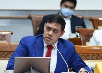 Anggota Komisi I Dewan Perwakilan Rakyat Republik Indonesia (DPR RI), Dave Akbarshah Fikarno Laksono. (Foto: Istimewa)