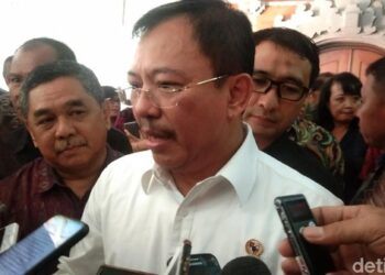 Dr. Terawan Agus Putranto penggagas Vaksin Nusantara. (Foto: Istimewa)