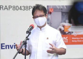 Menteri Kesehatan (Menkes), Budi Gunadi Sadikin. (Foto: Istimewa)