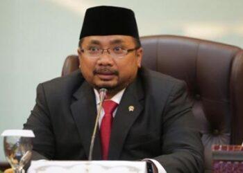 Menteri Agama Yaqut Cholil Qoumas. (Foto: Istimewa)
