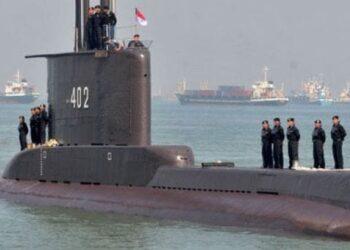 Kapal selam KRI Nanggala-402 (Foto:  Antara)