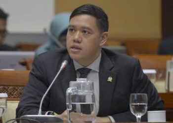 Anggota Komisi I DPR RI Dave AF Laksono. (Foto: Istimewa)