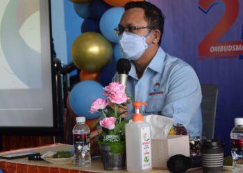 Kepala Perwakilan Ombudsman Kepulauan Riau, Lagat Paroha Patar Siadari. (Foto: Fathur Rohim)