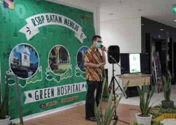 Direktur RSBP Batam, dr. Afdhalun A. Hakim. (Foto: Humas BP Batam)