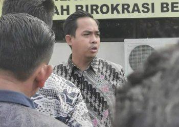 Kasat Reskrim Polersta Barelang Batam Kompol Andri Kurniawan. Foto: GATRA