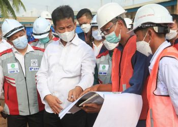 Wali Kota Batam, Muhammad Rudi (tengah tanpa helm). (Foto: mediacenter)
