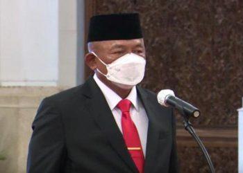 Ketua Satgas Penanganan Covid-19, Letjen TNI Ganip Warsito. (Foto: Tribun)