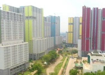 Rumah Sakit Darurat Covid-19 (RSDC) Wisma Atlet Kemayoran, Jakarta.